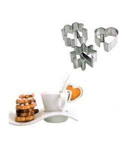 """Emporte-pièces """"Café Gourmand"""""""